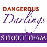 Connect with Kelsey on Dangerous Darlings Street Team
