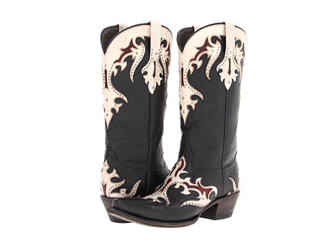 These Lucchese boots make me want to weep with joy!