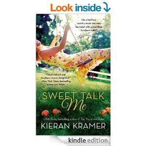 kieran's book