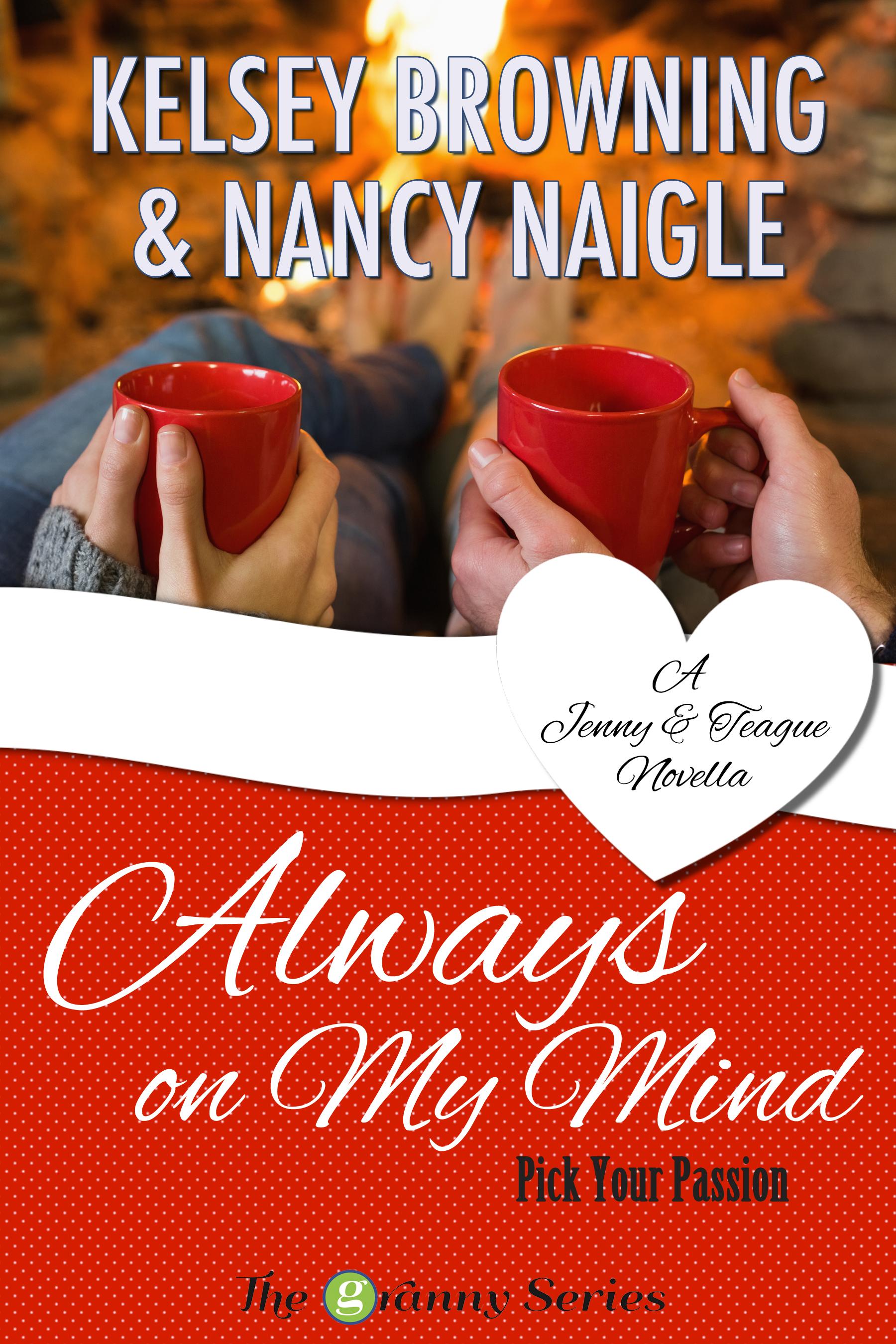 Always on My Mind – A Jenny & Teague Novella